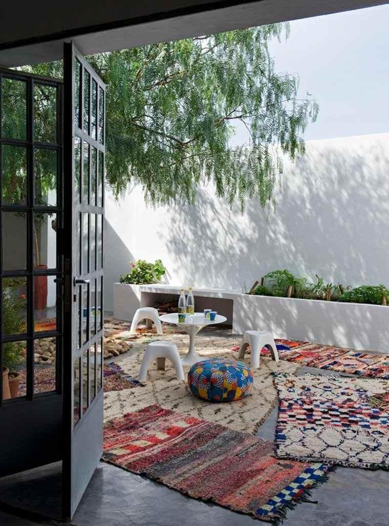 cojines y alfombras