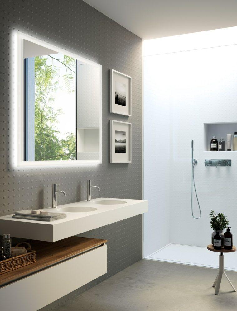decoracion de banos-decorados-blanco-gris