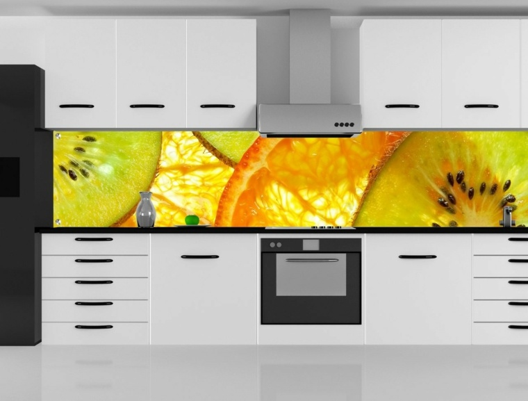 decoracion de cocinas modernas-salpicadero