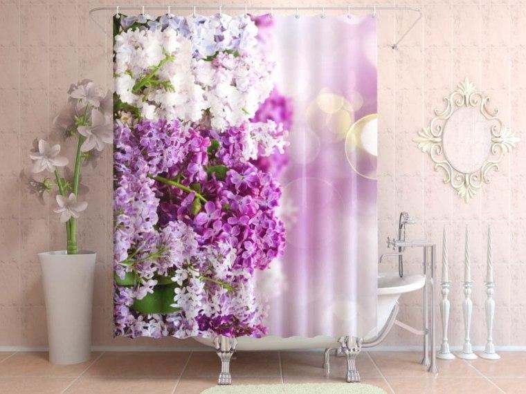 decoracion de hogar-banos-primavera