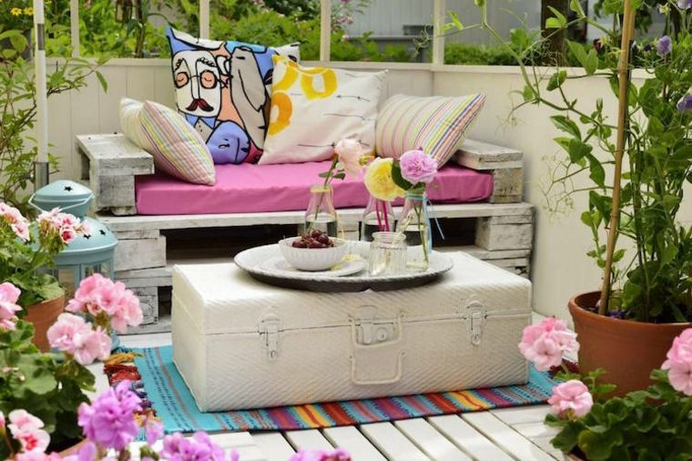 decoracion de hogar-terraza-primavera