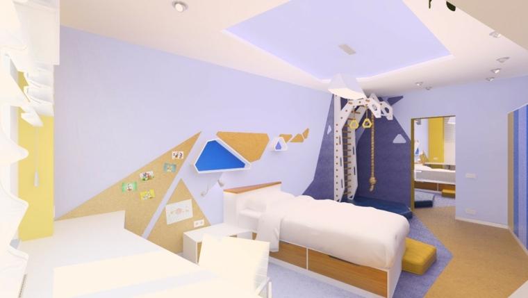 decoracion de interiores de casas-habitaciones