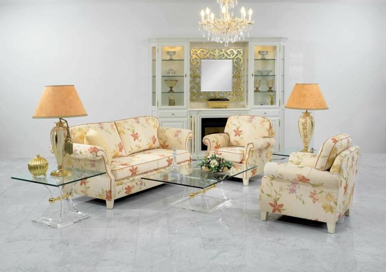 decoracion interior-lujosa-acentos-dorados