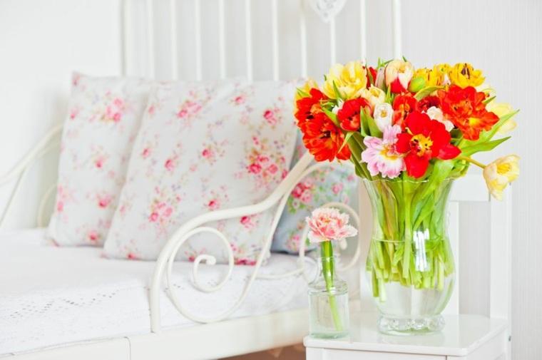 decoraciones para casas-dormitorios-primavera