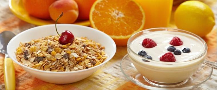 desayunos saludables avena