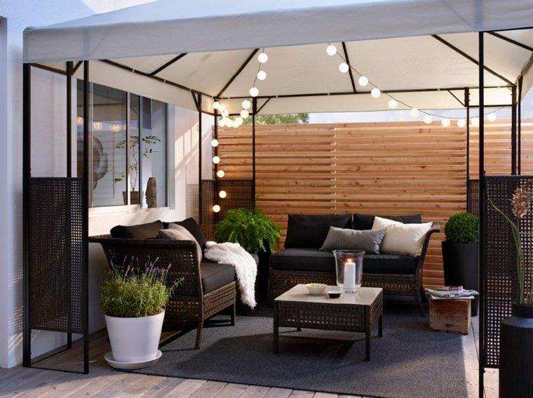 diseno de interiores de casas-terrazas-primavera