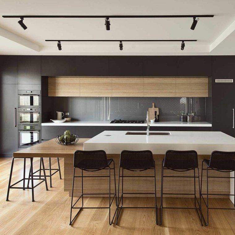 diseños de cocinas modernas-R-Z-Owens-Constructions