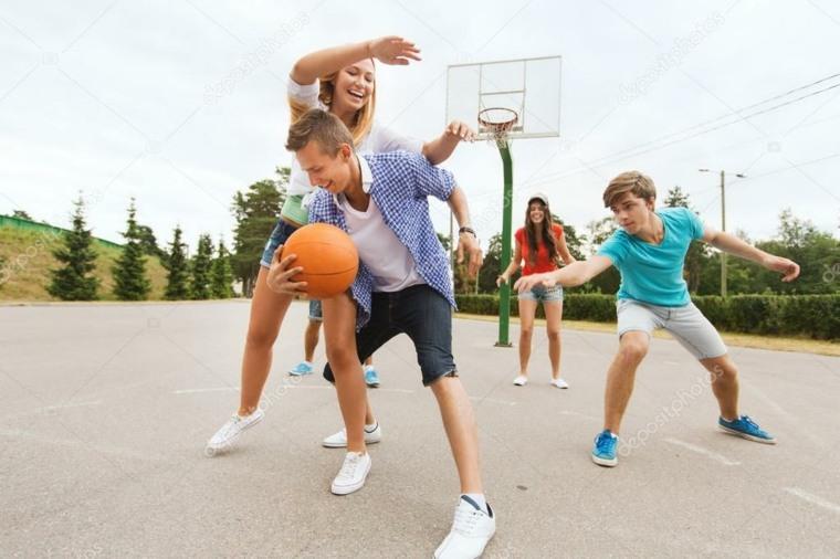 ejercicios para adelgazar baloncesto
