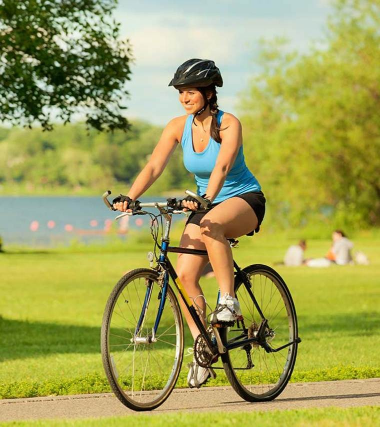 ejercicios para adelgazar ciclismo