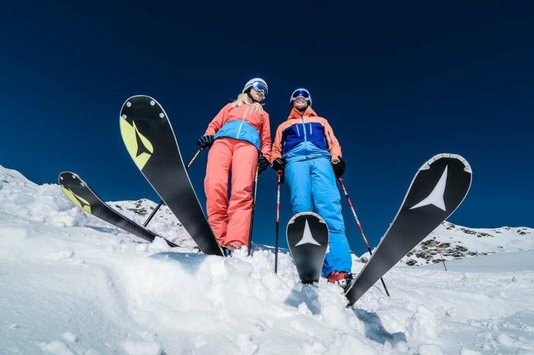 ejercicios para adelgazar esquí
