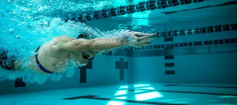 ejercicios para adelgazar natación