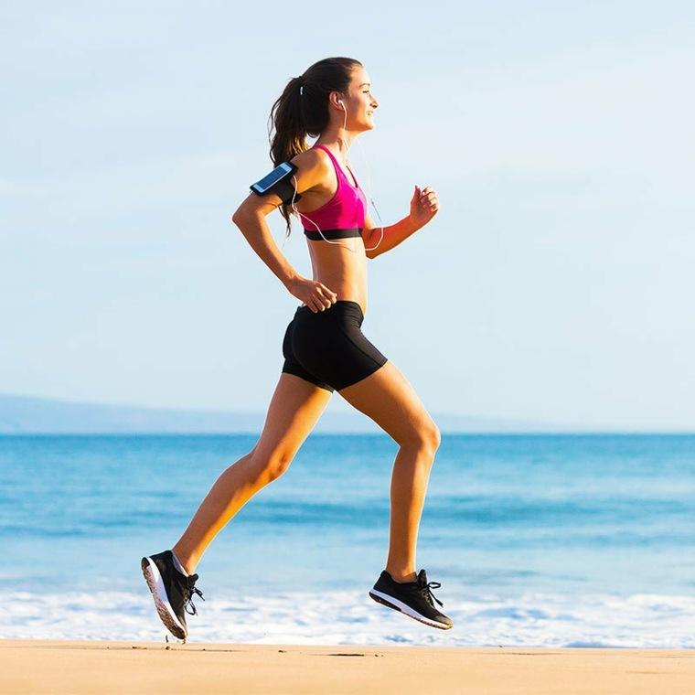 ejercicios para adelgazar running