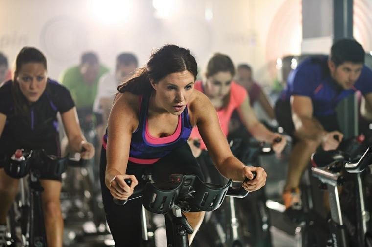 ejercicios para adelgazar spinning