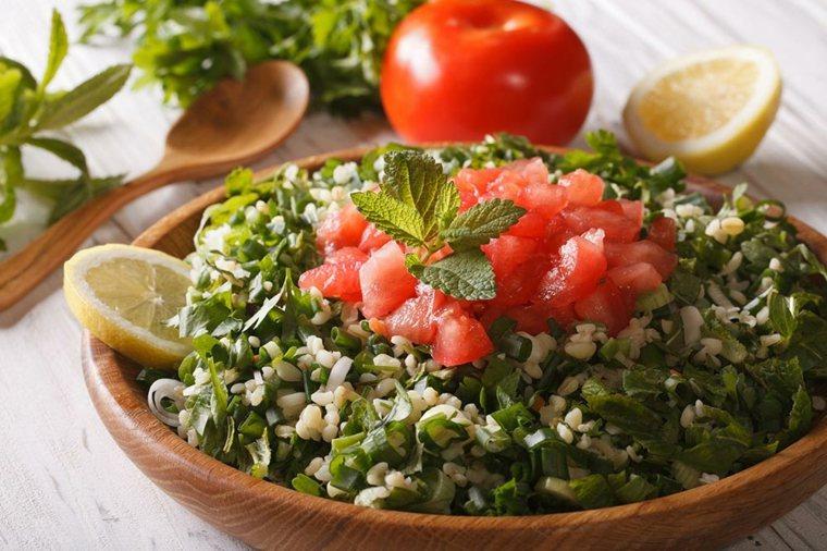 estupendas recetas de comida árabe