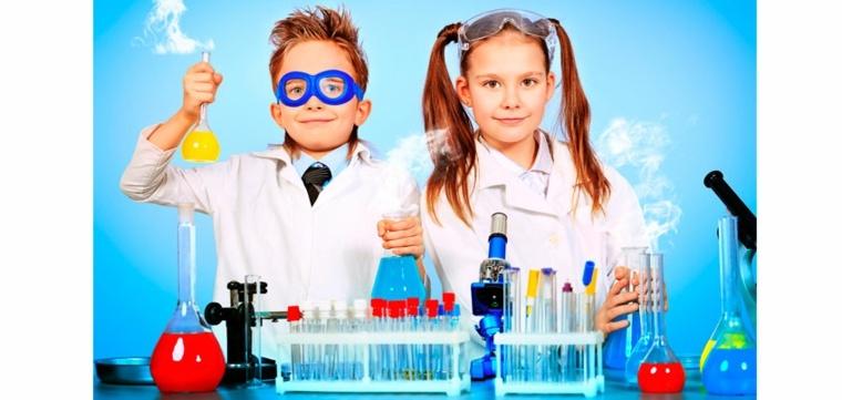 experimentos para niños quimicos