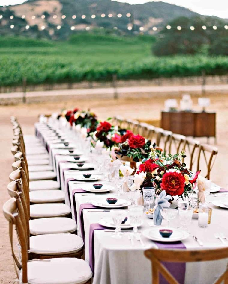flores-colores-llamativos-mesa-boda-ideas