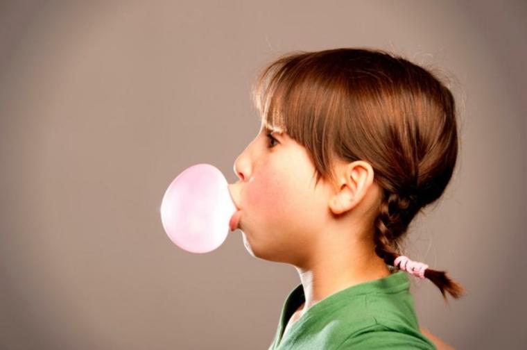 hacer-globos-de-chicle