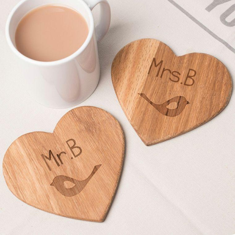 ideas de regalos-madera-personalizados-novios