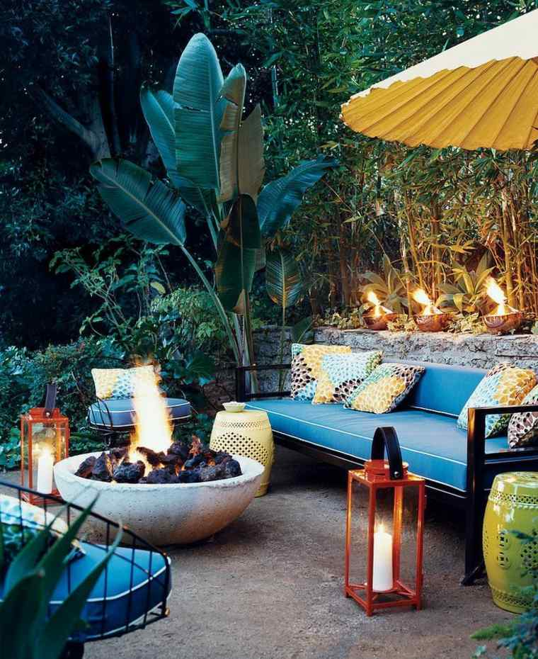 diseños de terrazas bonitas