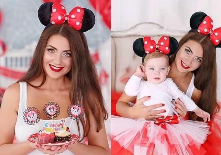 ideas para cumpleaños mickey-mouse