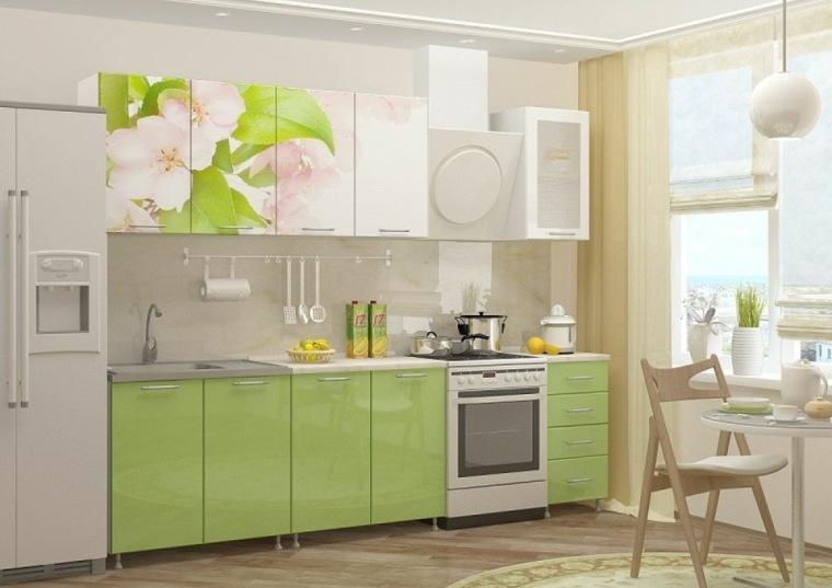 ideas para decorar mi casa-cocina-primavera