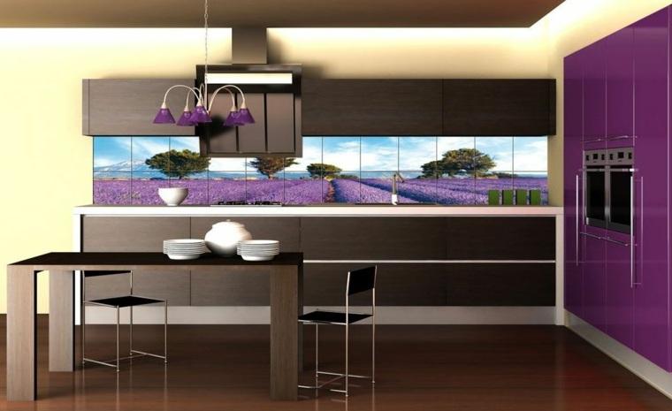 ideas para decorar mi casa-cocinas-modernas