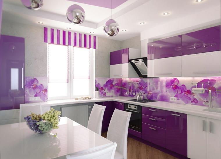 ideas para decorar mi casa-cocinas-primavera