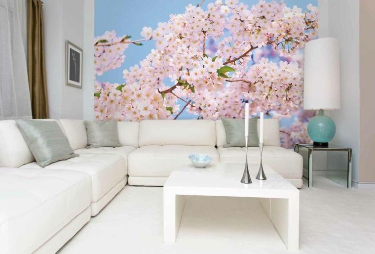 ideas para decorar mi casa-primavera-flores