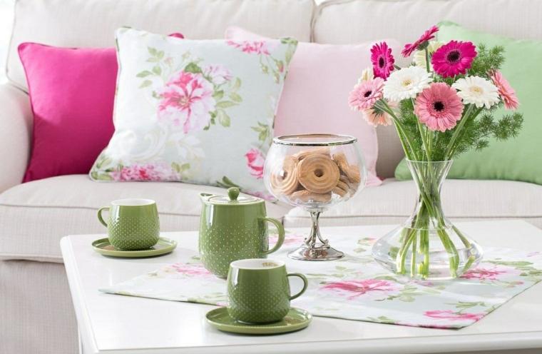ideas para decorar mi casa-salon-primavera