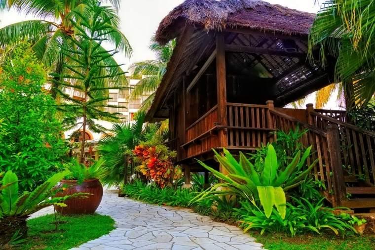 ideas para jardines-mantenimiento-exteriores