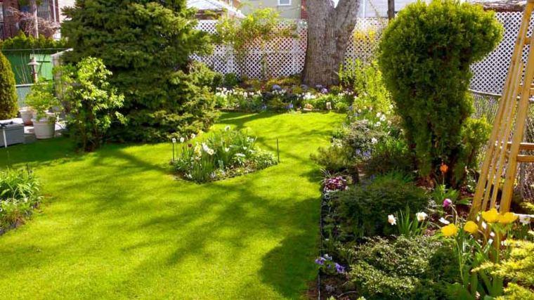 ideas para jardines-mantenimiento-riego