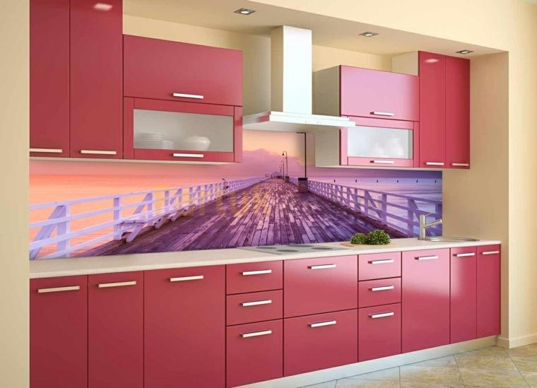 imagenes de cocinas-bellas-modernas