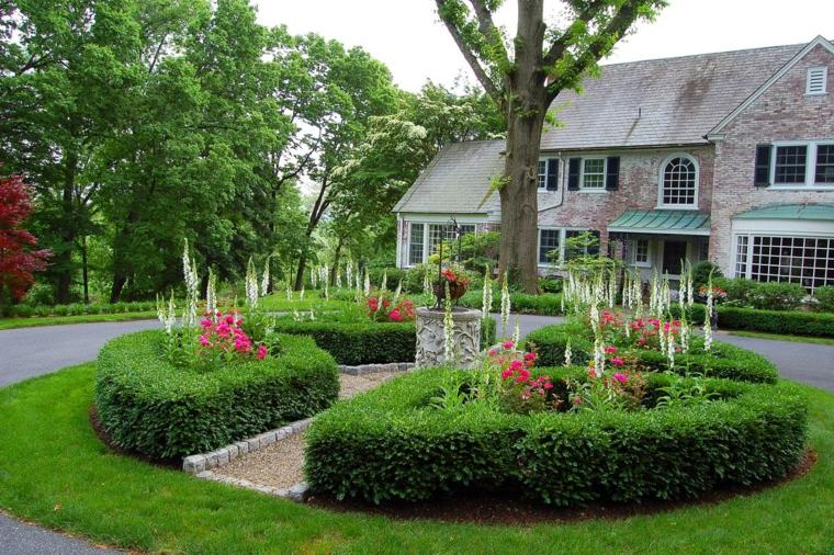 jardines de casas-bonitas-mantenimiento-riego