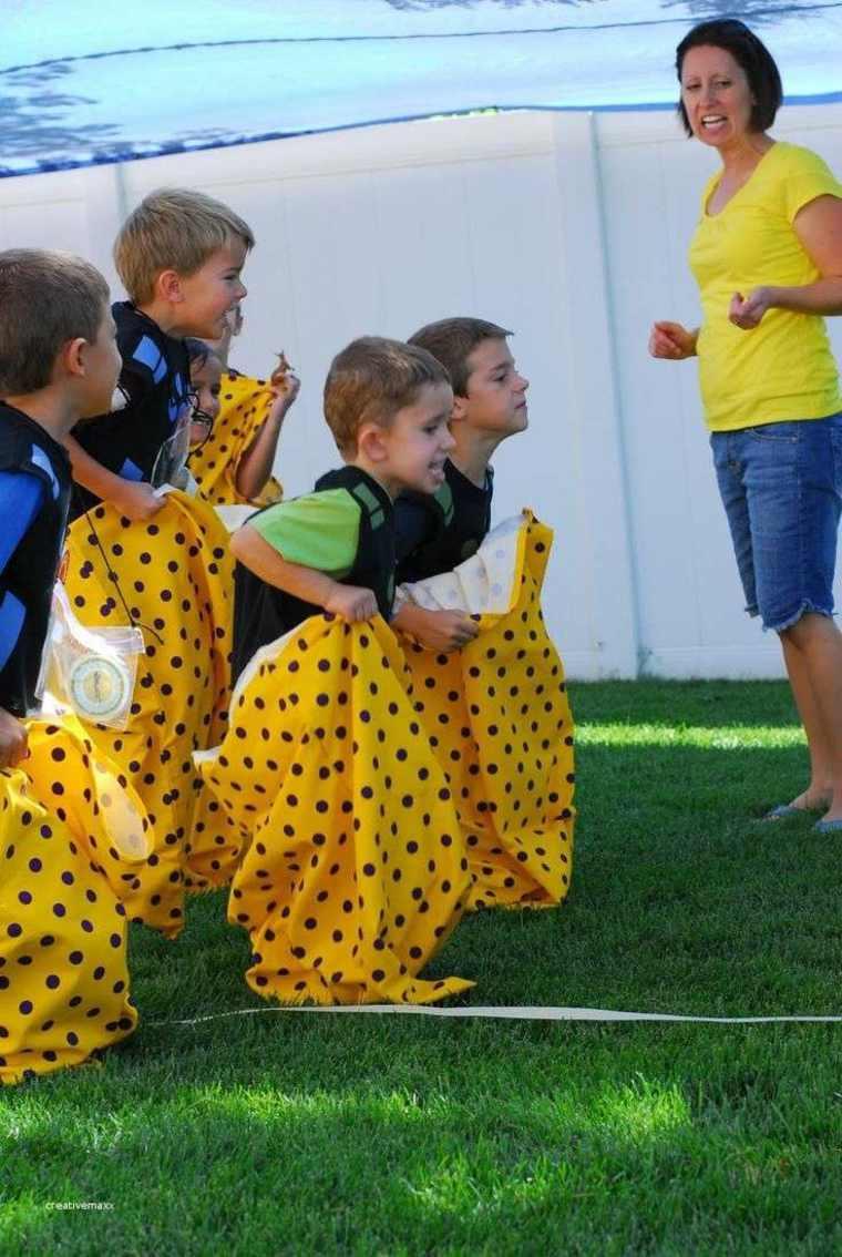 Ideas Para Fiestas Infantiles De Cumpleanos Al Aire Libre