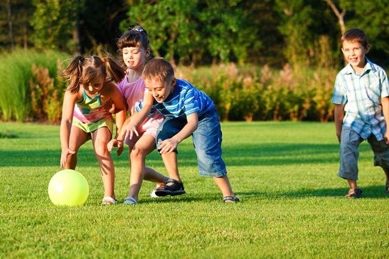 juegos infantiles con-pelota