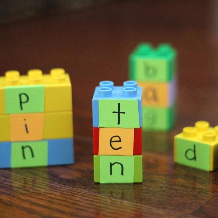 juguetes de lego-ideas-usos-letras