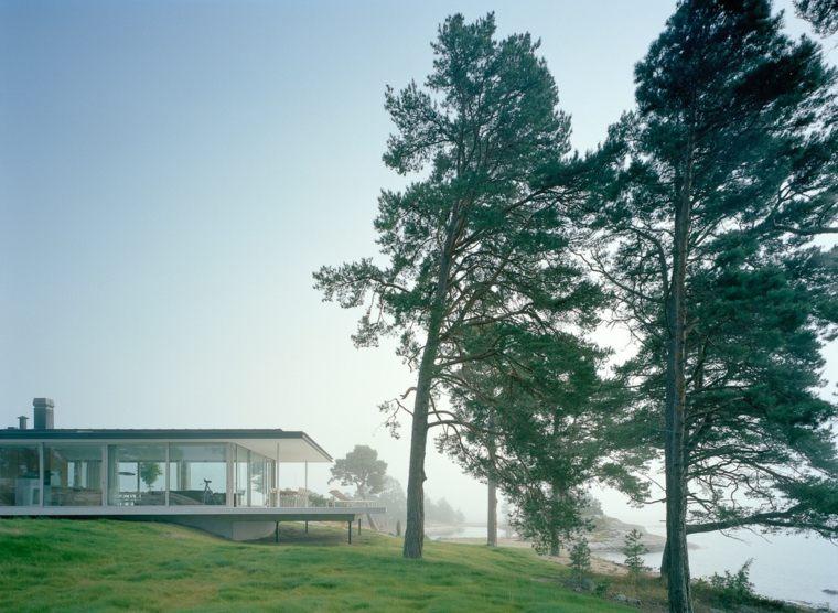 la isla ideas exteriores paisajes