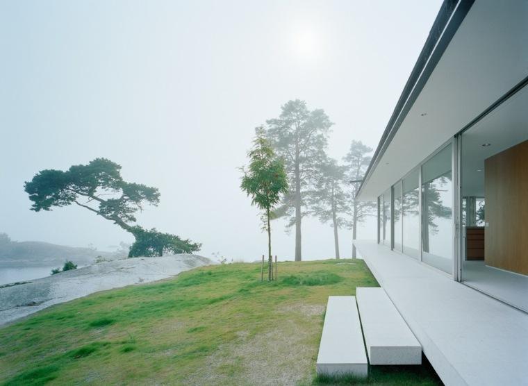 la isla villa moderna minimalista
