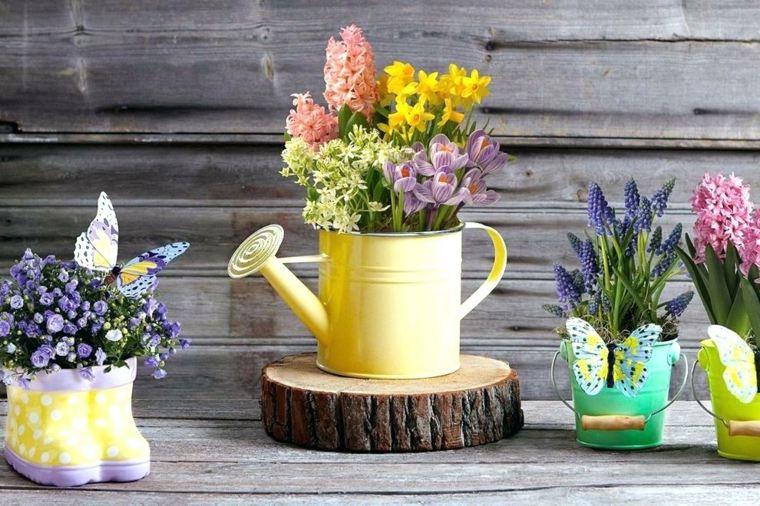 maceteros originales-zapatos-decorar-jardines