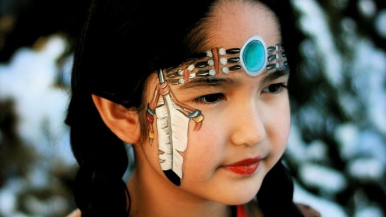 maquillaje de ojos paso a paso-carnaval
