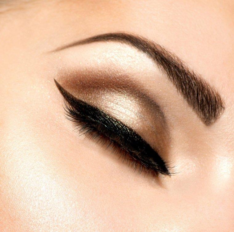 maquillaje discreto-elegante-ojos-verano
