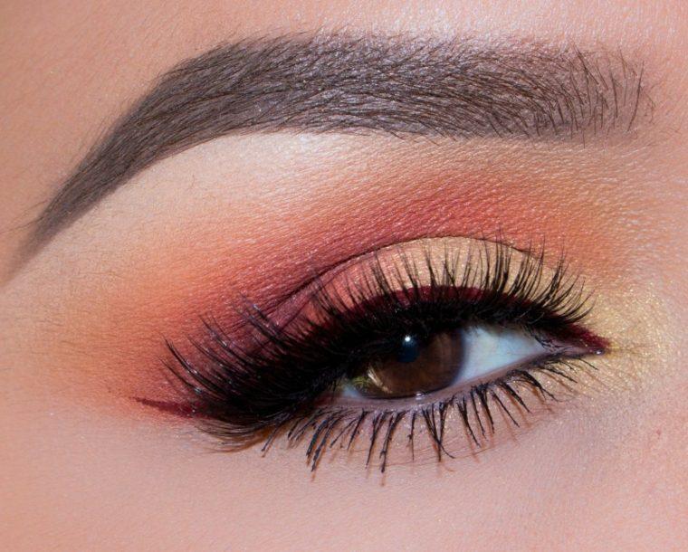 maquillaje discreto-ojos-verano-color