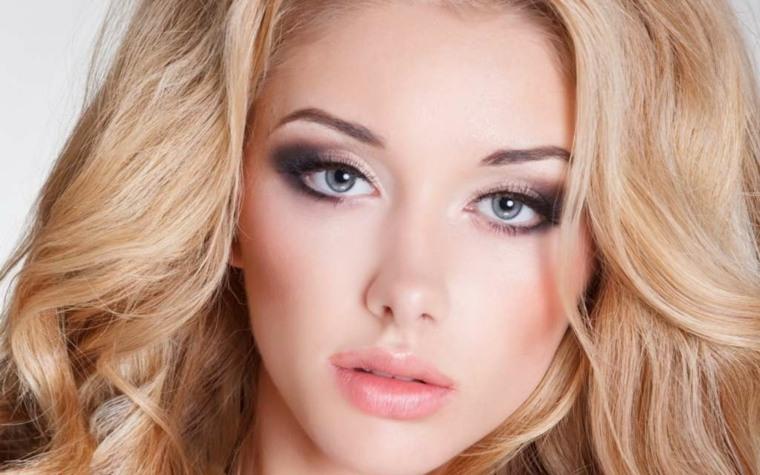 maquillaje discreto y elegante-ojos-verano