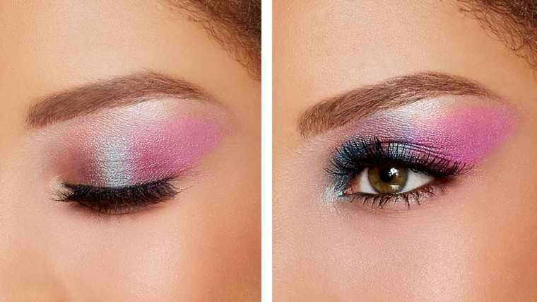 maquillaje natural de dia-ojos-coloridos