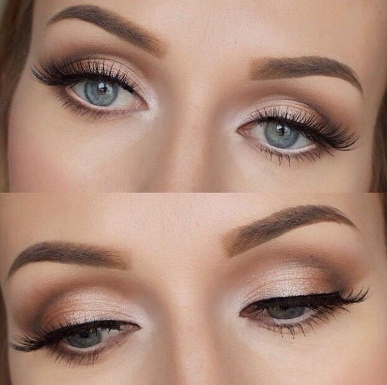 maquillaje natural de dia-ojos-discretos
