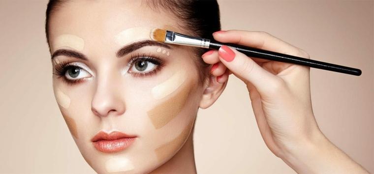 maquillaje sencillo de dia-elegante-verano