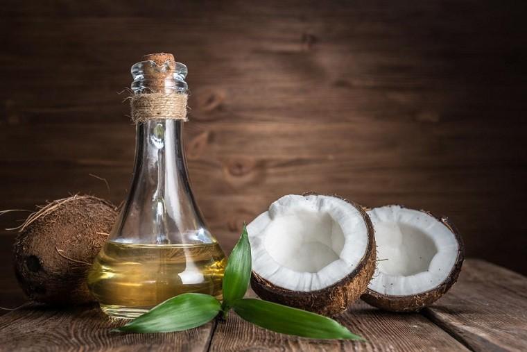 mascarillas caseras para la cara-coco-aceite-miel