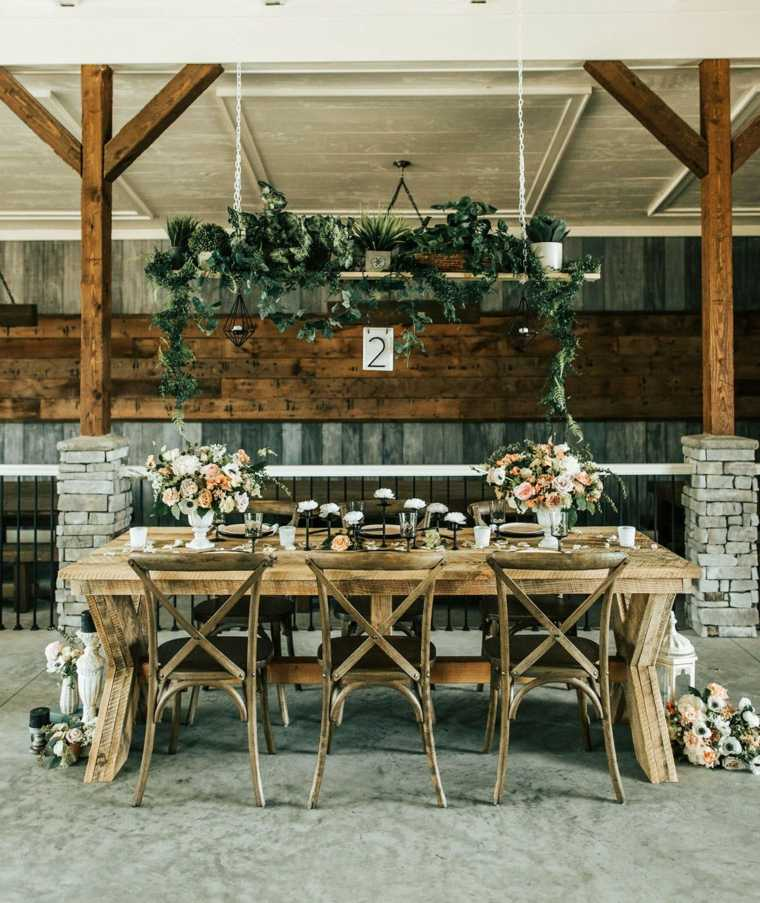 mesa-decoracion-bohemia-rustica