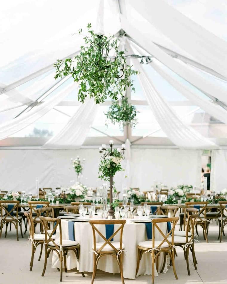 mesas-redondas-boda-decoracion-verde-blanco