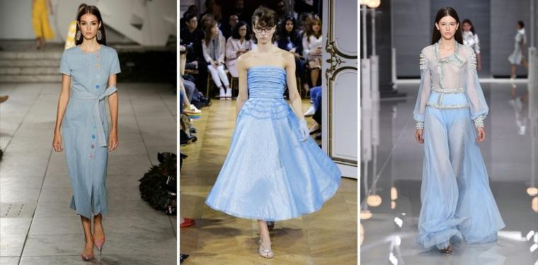 moda para mujer-colores-ideas-azul-cielo